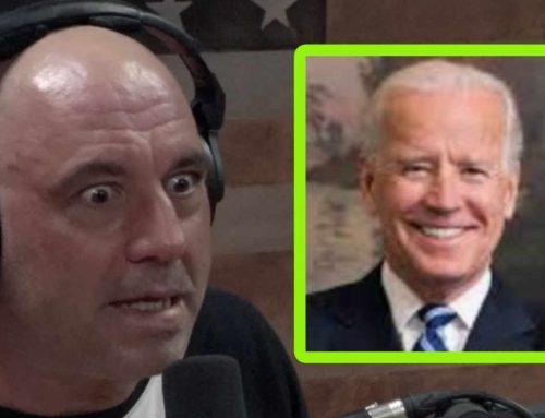 "Joe Rogan GOES OFF on Joe Biden's ""Anti-Weed Lunacy."""